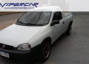 chevrolet corsa pickup 2000 160000 kms cars