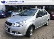 Chevrolet aveo lt unico 2012 11000 kms cars