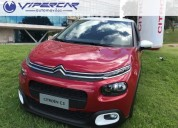 Citroen c3 pure tech 6at feel 2018 0km cars