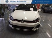 Volkswagen golf gti 2018 0km cars