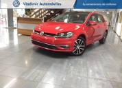 Volkswagen golf higline 2018 0km cars