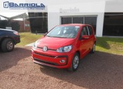 Volkswagen up tsi 2018 0km entrega ya barriola cars