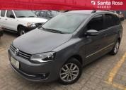 Volkswagen suran nueva suran 2013 99000 kms cars