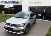 Volkswagen saveiro cross d cab 2018 0km barriola cars