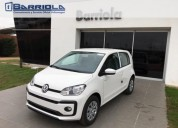 Volkswagen up hatchback 2018 0km ent inmediata barriola cars
