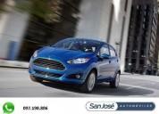 Ford fiesta cars en san josé de mayo