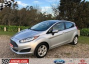 Ford fiesta se mexico 1 6 2014 unico dueno oportunidad 41500 kms cars