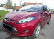 auto ford fiesta ano 2009 134200 kms cars