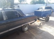Vendo ford falcon con trailer diesel 11111 kms cars