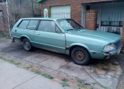 Ford del rey belina 89 con d h 250000 kms cars