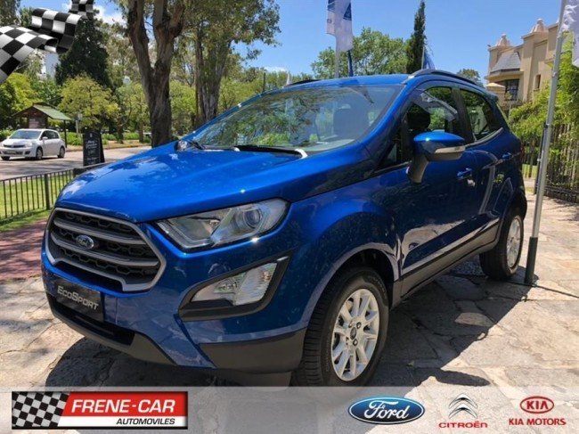 Ford EcoSport 1 5 Se Mt 4x2 1 5 2018 0KM cars