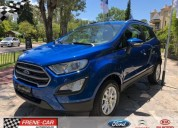 Ford ecosport 1 5 se mt 4x2 1 5 2018 0km cars