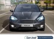 Ford focus cars en san josé de mayo