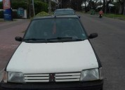 Vendo peugeot 205 1 4cc 150000 kms cars