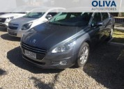 Peugeot 508 active hdi 1 6 2011 16 800 kms nuevo 16500 kms cars