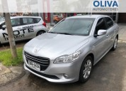 Peugeot 301 1 6 extrafull 2013 impecable 108000 kms cars