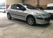 Peugeot 307 full 2007 nafta impecable 155000 kms cars