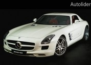Mercedes benz sls coupe 2011 impecable cars