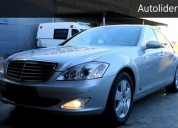 Mercedes benz 2007 impecable 82000 kms cars