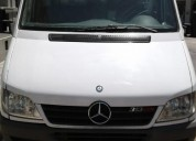 Vendo mercedes benz echa ambulancia 290000 kms cars