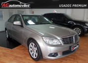 Mercedes benz kompressor 2008 excelente estado 90000 kms cars