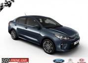 Kia rio new rio sedan 1 4 16v mt 2018 frene car cars
