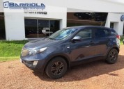 Kia sportage rural 2011 excelente estado barriola 130000 kms cars