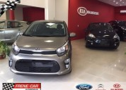 Kia picanto 1 0 ex plus 5mt 2018 0km cars