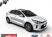 Kia rio new rio 1 4 16v aut man 2018 frene car automoviles cars