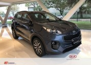 Kia sportage ex plus at 2018 0km cars