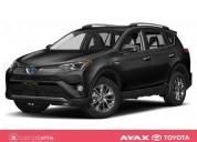 Toyota rav 4 hibirda 4x2 2018 negro 0km cars