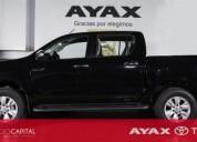 Toyota hilux srv 4x2 2 8 diesel 2018 negro 0km cars