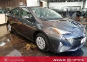 Toyota prius 2018 gris oscuro 0km entrega inmediata cars