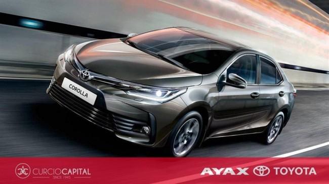 Toyota Corolla Xei 2018 Gris Oscuro 0KM cars