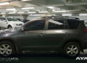 Toyota ltd 2012 gris oscuro buen estado 119490 kms cars