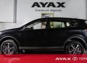 Toyota cvt plus 2018 negro 0km cars