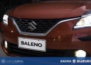 Suzuki baleno glx 2018 blanco 0km entrega inmediata cars