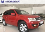 Suzuki grand vitara 2 0 16v 4x2 2015 70124 kms cars