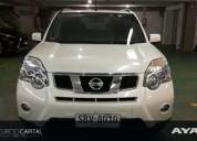 Nissan xtrail 2012 blanco muy buen estado 96777 kms cars