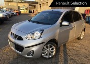 Nissan march extra full empadronado 08 16 2015 31000 kms cars