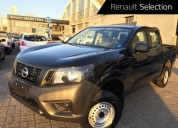 Nissan frontier dc 4x2 s 2017 0km cars