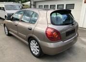Se vende un auto familiar nissan almera en muy buenas condiciones y sin problemas 25147 kms cars