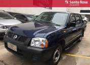 Nissan frontier doble cabina 4x2 2015 74000 kms cars