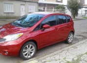 Nissan note advance automatico 60000 kms cars
