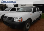 Nissan frontier np 300 4x2 full 2015 excelente barriola 92000 kms cars