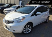 Nissan note advance 2015 54000 kms cars