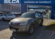 Gwm hover 4x2 2011 gris oscuro 5 puertas 85700 kms cars