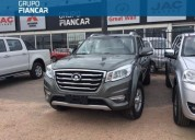 GWM Wingle 5 E Diesel 6 velocidades 2018 OPORTUNIDAD UNICA 21775 kms cars