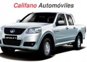 Gwm wingle 5 doble cabina luxury 2 2l 2018 0km cars