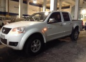 Gwm wingle 5 doble cabina 2014 140000 kms cars